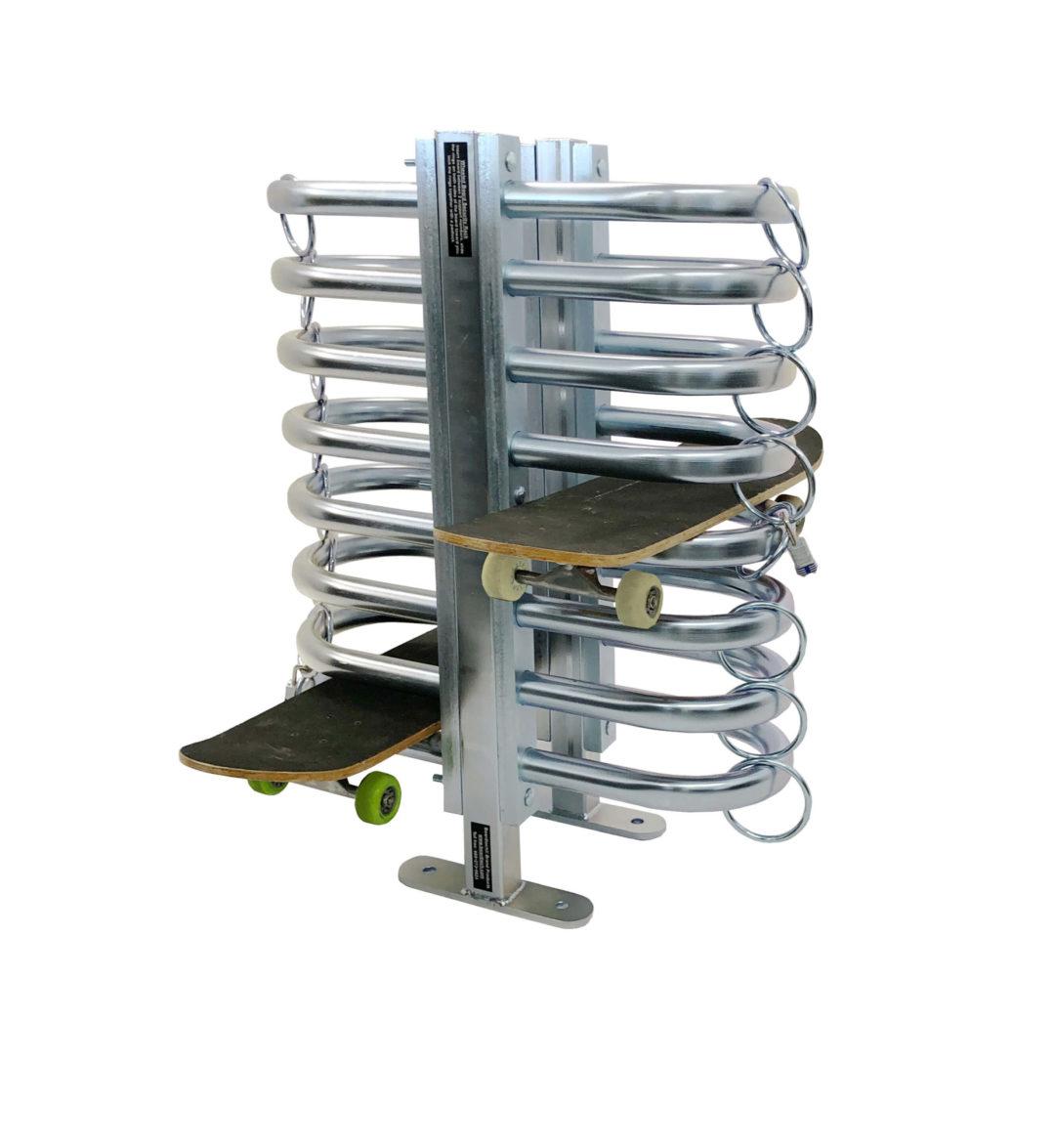 skateboard rack - Spartan