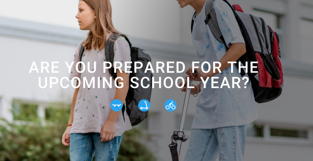 Prepare your campus for kids transportation this school year with our racks - BloardLoch Blog